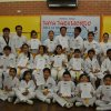 TAYA Taekwondo 2nd Grading Test 25 August 2012