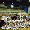 Team Photo with former Hong's Taekwondo team