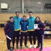With NSW Olympic Team